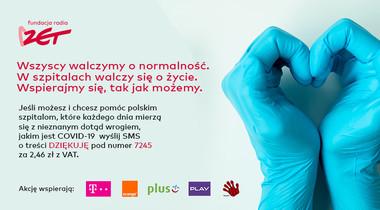 Na pomoc polskim szpitalom!
