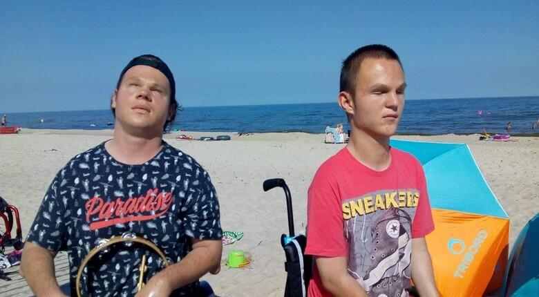 Łukasz i Bartek