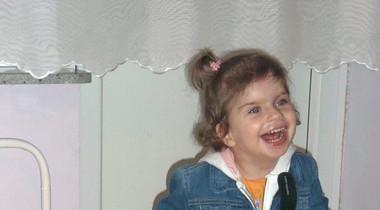 Śmiejąca się Zuzia